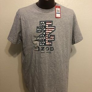 Gray NWT Izod T-Shirt